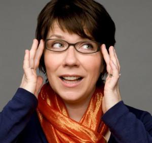 February Guest Speaker: Leslie Irish Evans (speaker, author, self-care genius)