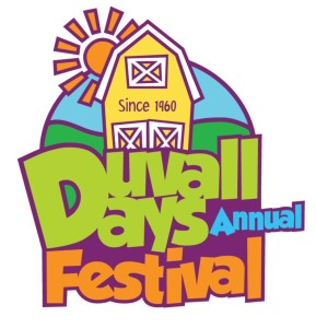 Duvall Days is Here! June 4th and June 5th 2016 will be better than ever!