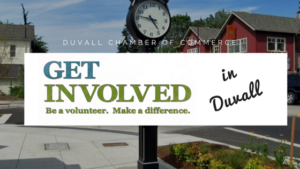 Get Involved in Duvall