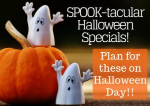 DAY OF Halloween Specials & Events – Duvall Businesses