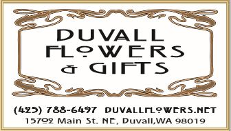 Duvall Flowers & Gifts Logo