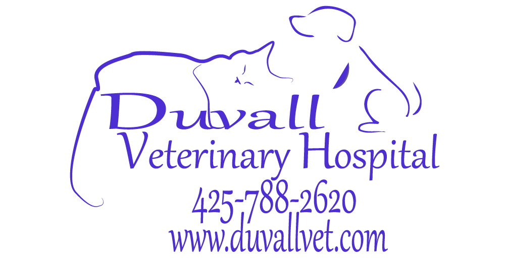 Duvall Veterinary Hospital Logo - Dr. Gengler