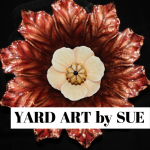 Yard Art by Sue Logo - created by Nat