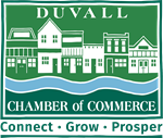 Duvall Chamber Logo - 2019 - Connect Grow Prosper 150px