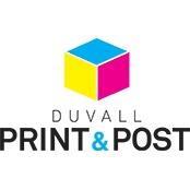 Duvall Print & Post Logo 2