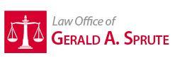 Law Office of Gerald Sprute logo