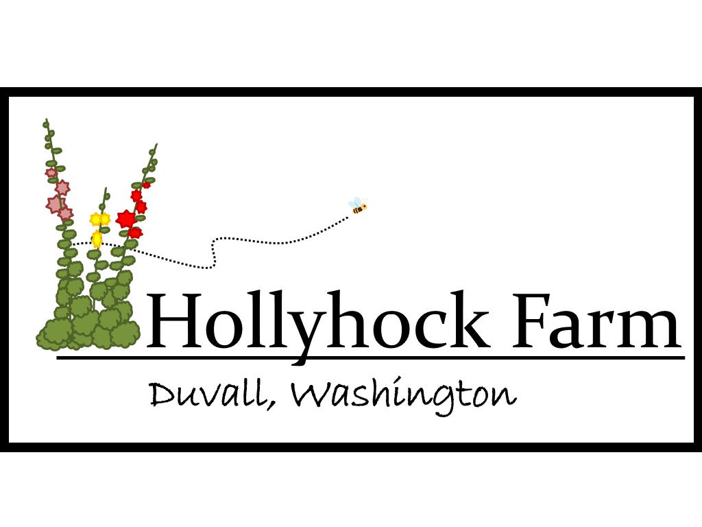 Hollyhock Farm logo